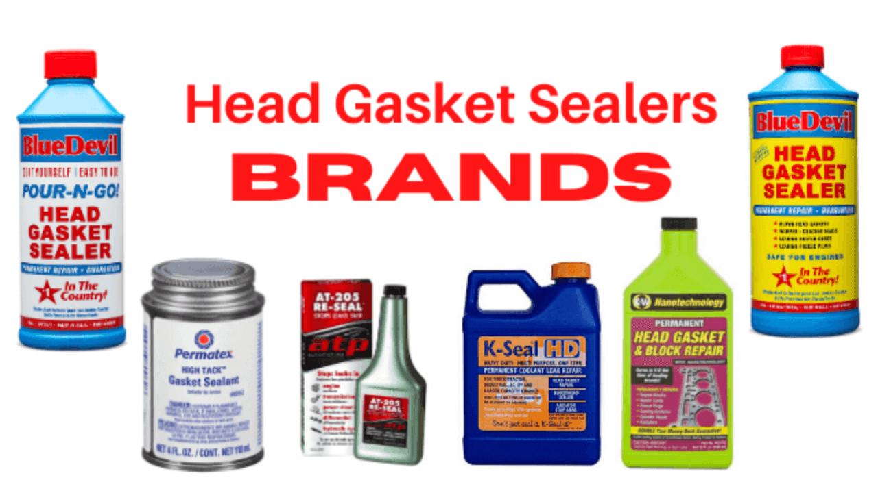 Head Gasket Sealers Brands