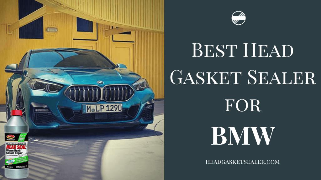 Best Head Gasket Sealer for BMW