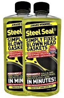Head Gasket Sealer for 6 Cylinder Engines - Steel Seal